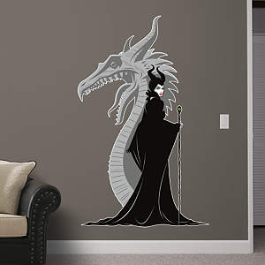 Maleficent Fathead Wall Decal